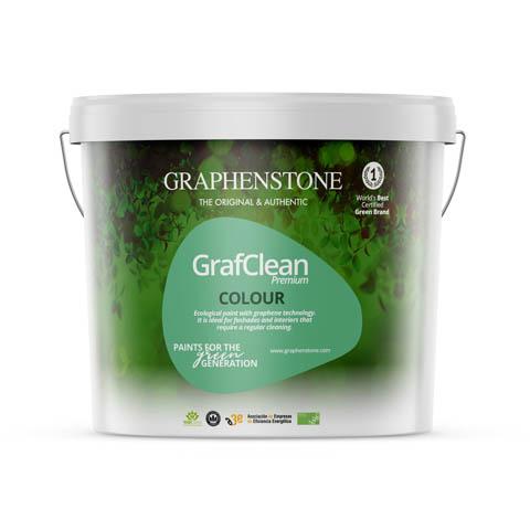 pintura ecológica graphenstone