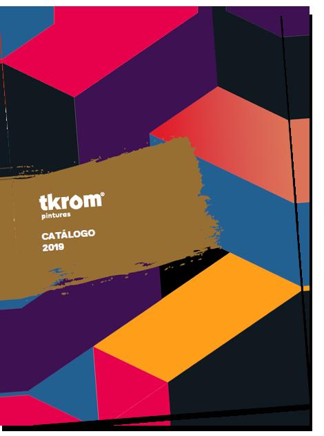 catálogo pinturas Tkrom 2019